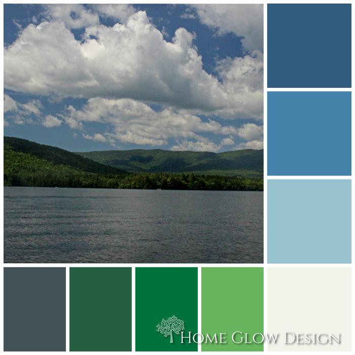 Squam Lake Collage1