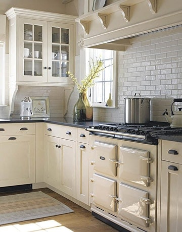 Cream And White Kitchens Happy Accident Or Stroke Of Genius