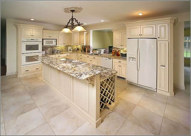 Cream and White Kitchens: Happy Accident or Stroke of Genius? » Home ...
