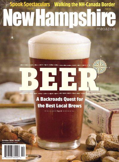 New Hampshire Magazine, October 2016