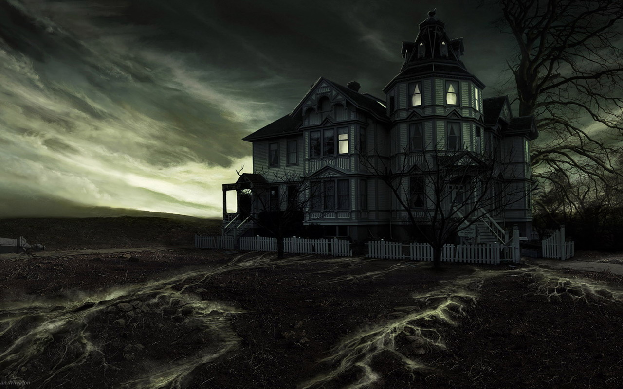 ghost-house-zone