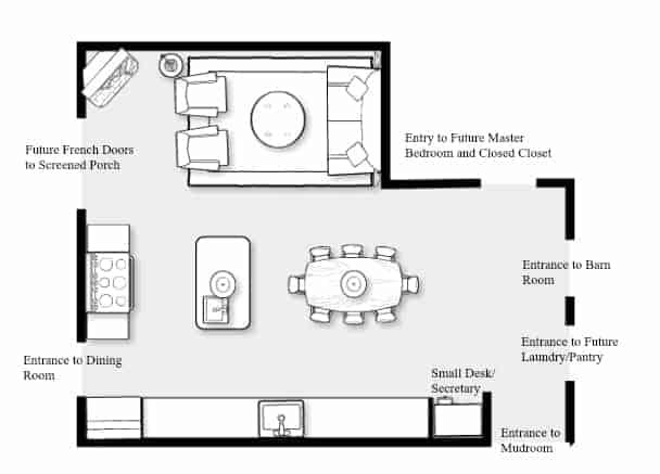 Dream Kitchen Plan