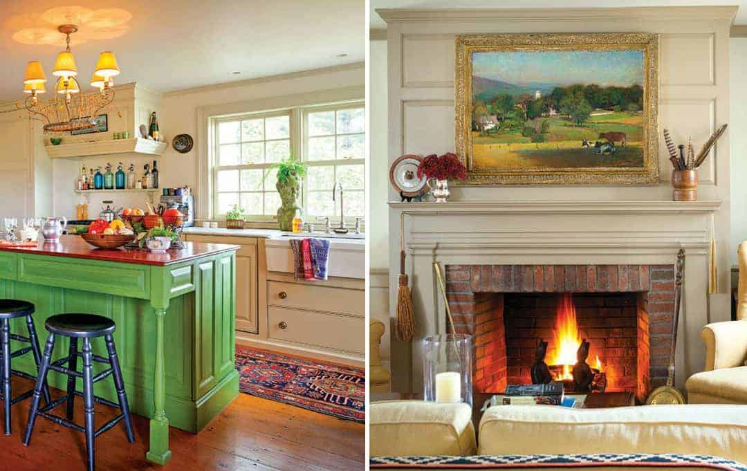 The Quest For A Keeping Room When An Open Kitchen Doesn T Kill The Cozy