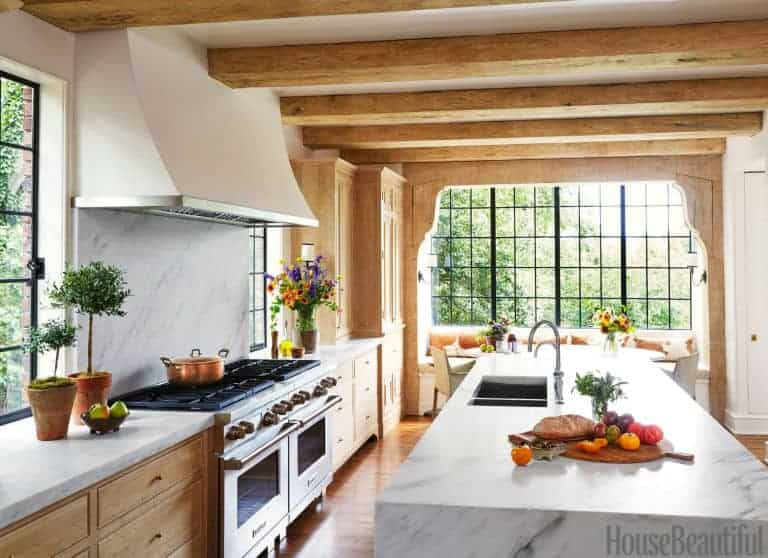 5 Fresh Looks For Natural Wood Kitchen Cabinets Home Glow Design