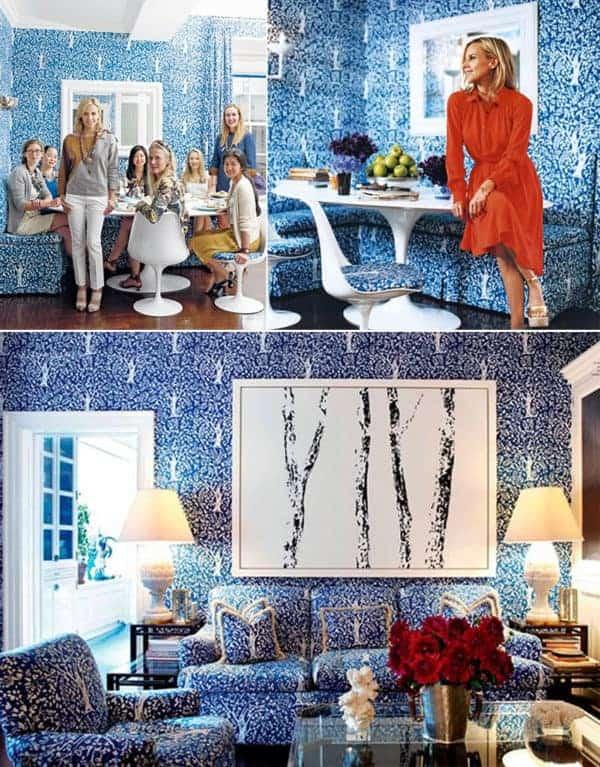 Arbre-de-Matisse-wallpaper-sofa-chair-banquette-Tory-Burch
