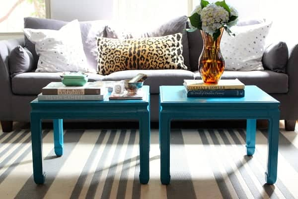 "The Easiest, Fail-Proof Way to Get ""The Mix"" Asian Ming Coffee Table"