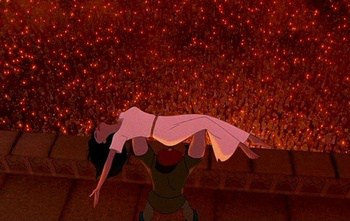 """Sanctuary!!!"" Disney's The Hunchback of Notre Dame"