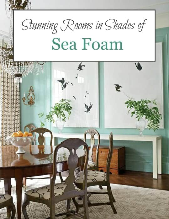 Sea Foam Pinterest