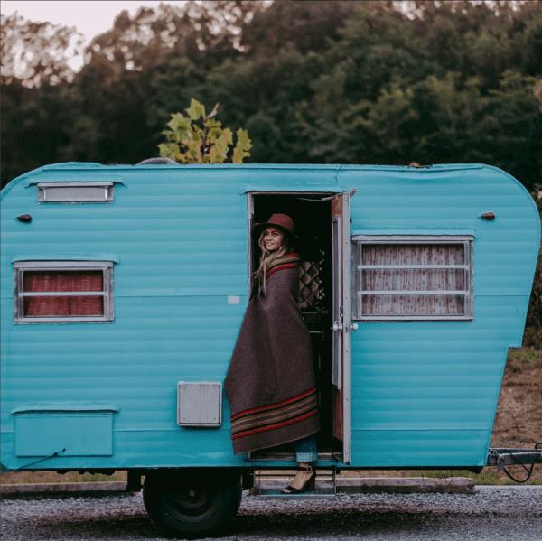 Pendleton trailer