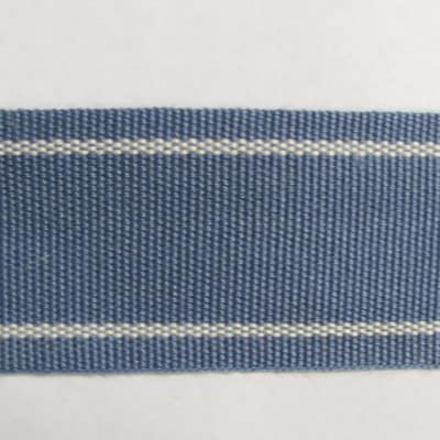"2"" Blue Cadet Trim"