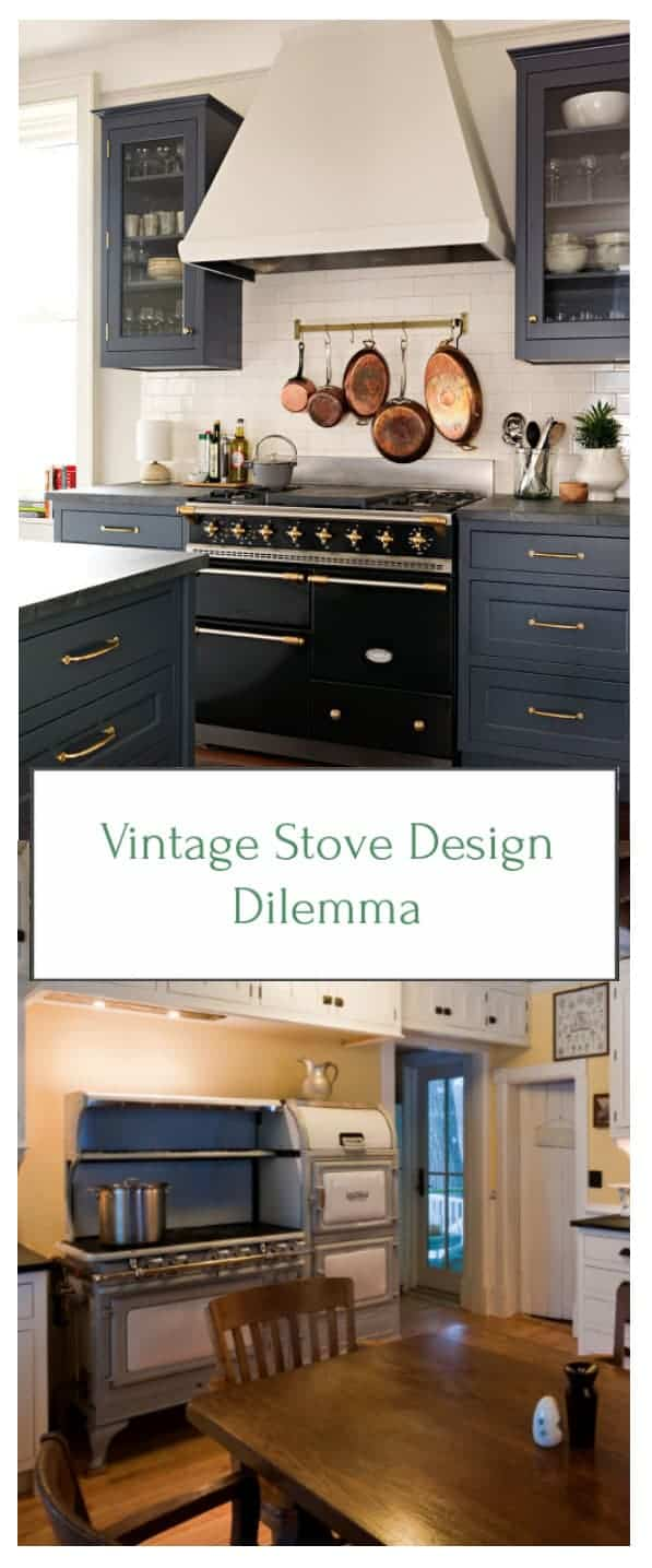 Vintage Stove Dilemma lacanche glenwood