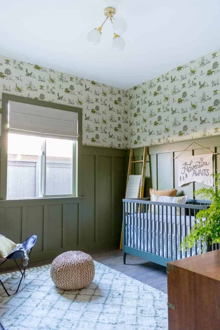 Amazing Boy Nursery: The Most Amazing DIY Wall Mural And My Top Picks In The