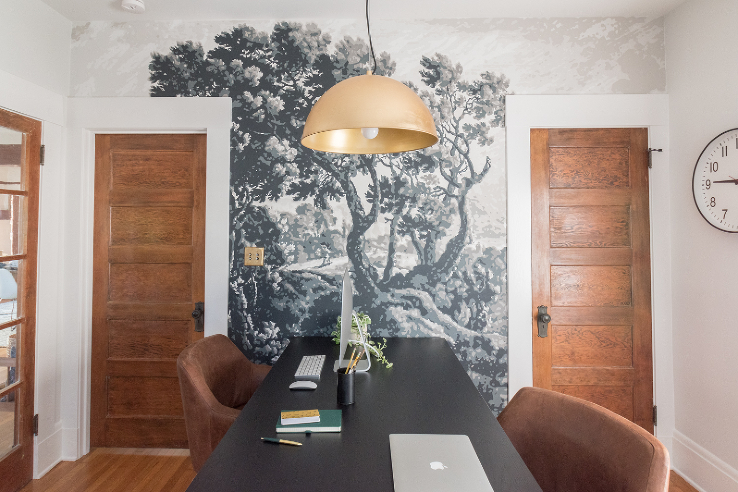 The Most Amazing Diy Wall Mural Ever And My Top Picks From The Fall