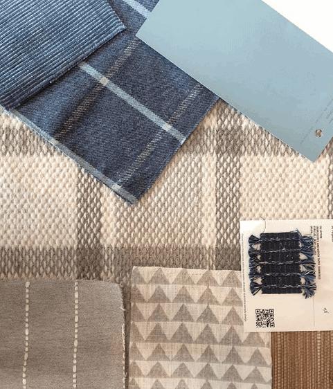 patterns fabrics blue boy bedroom