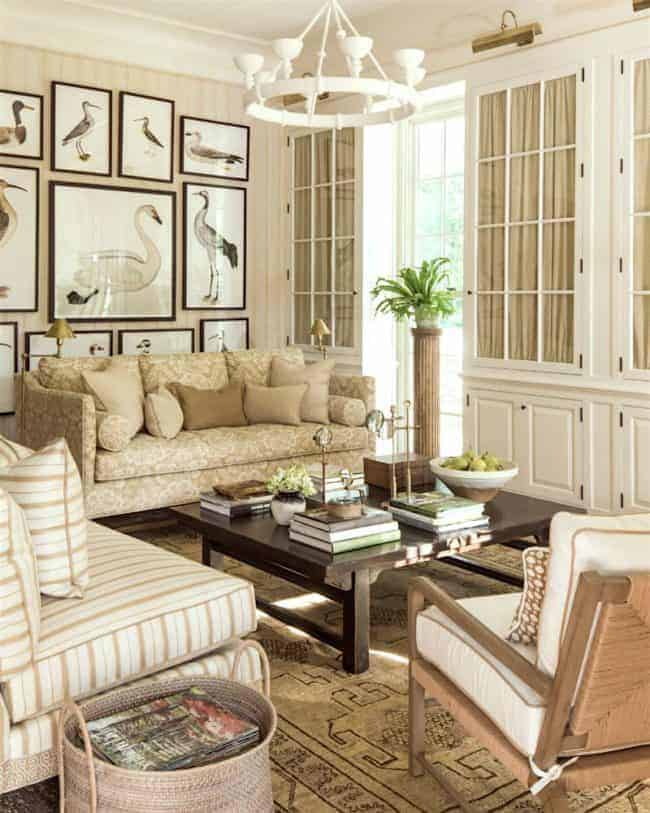 beige living room mark sikes