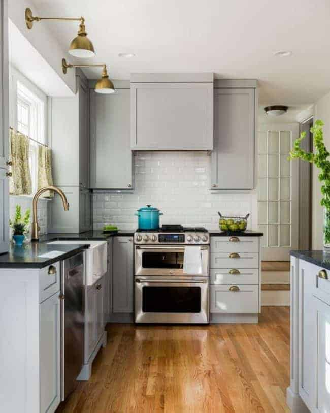 "5 Timeless Kitchen ""Trends"" for All Budgets"
