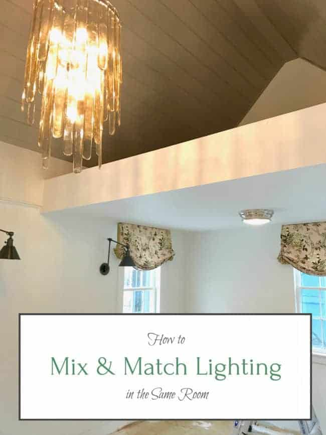 Home Glow Design How to Mix Match Lighting Finishes Same Room