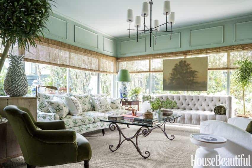 Wall-to-Wall Seagrass Carpet 101
