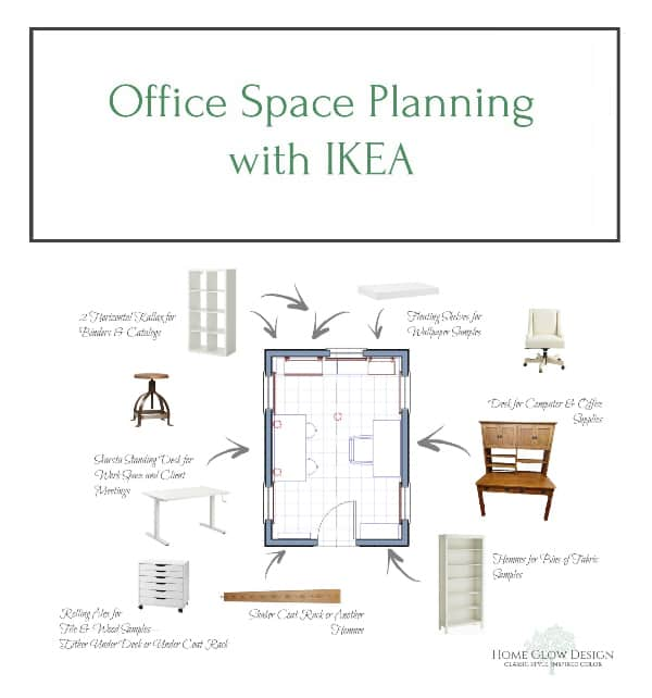 Office Space Planning with IKEA