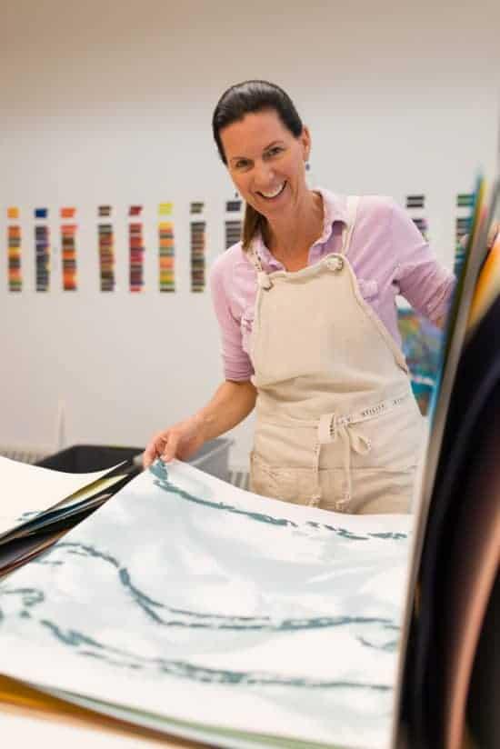 Art Class: The Watermark Art of Wendy Briggs Powell