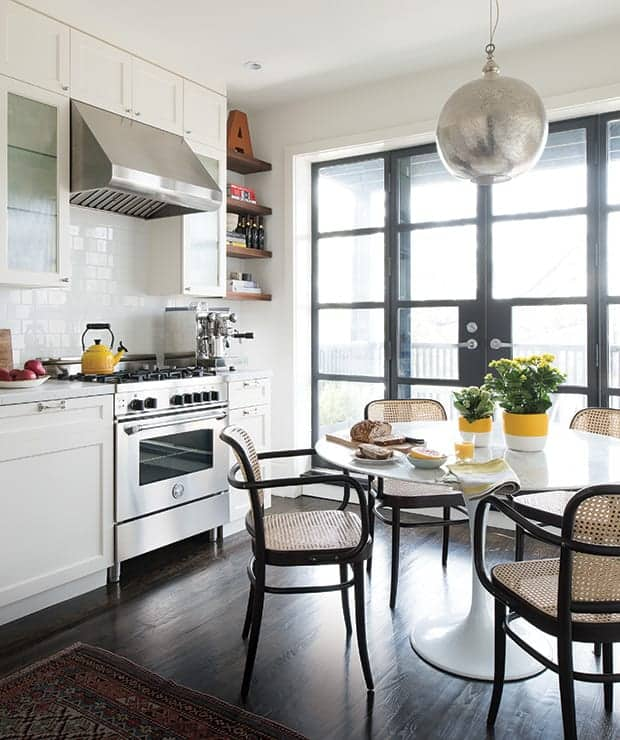 Not All Kitchens Have Islands    The Resurgence Of The Center Table