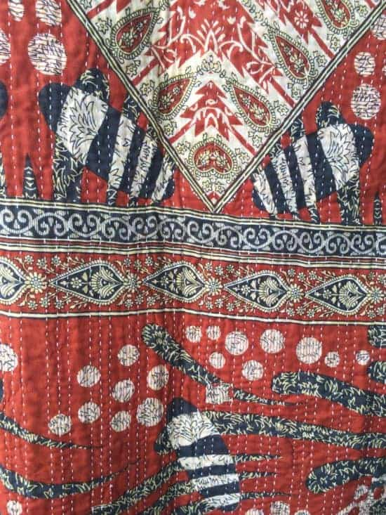 A Stitch in Time: Artisanal Kanthas Empowering Exploited & Marginalized Women
