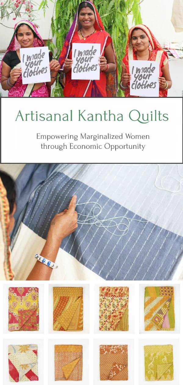Kantha Quilts Empowering Exploited Women Through Economic Opportunity