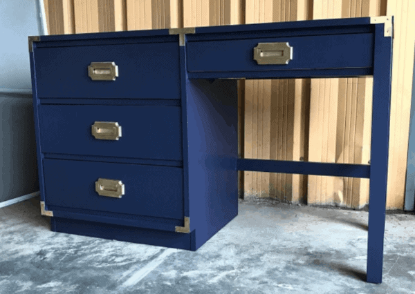 Awesome Etsy Campaign Furniture Dresser Nightstand Desk