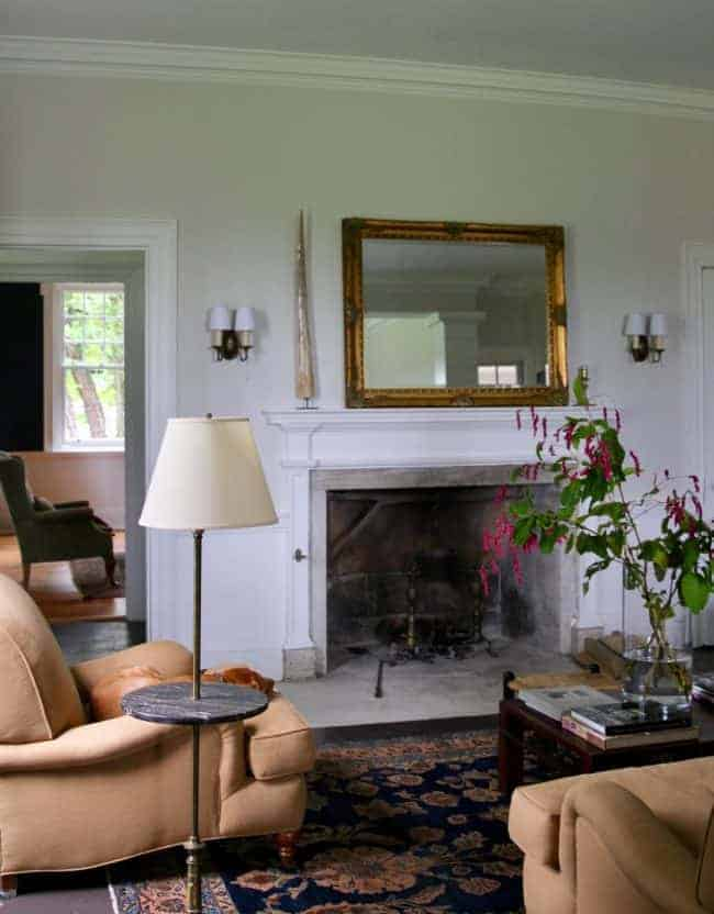 A Moody, Menswear-y B&B in the Berkshires, Ready for Leaf-Peeping