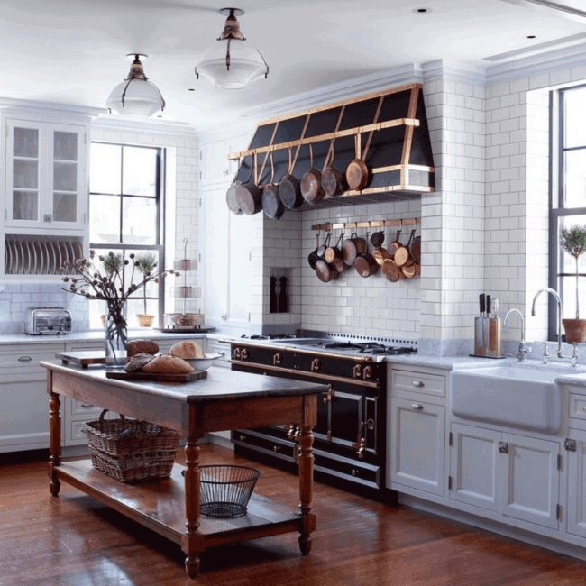 Timeless Elements for My Kitchen Renovation: Chapter 1, The Stove Alcove