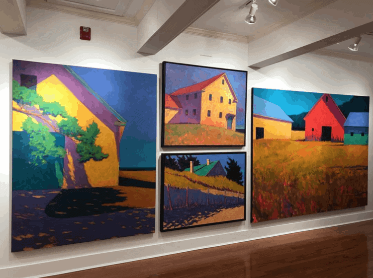 Pastoral Glow: Peter Batchelder, New England Artist & Master of Light