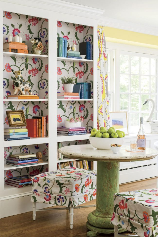 A Home That Flows with Pattern & Color (But Doesn