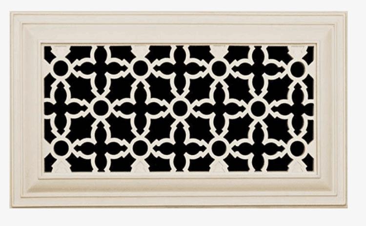 decorative paint ready vent cover
