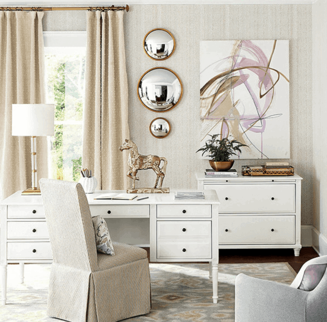 """3 Places to Stretch Your Design Budget and """"Fill"""" the Room"""