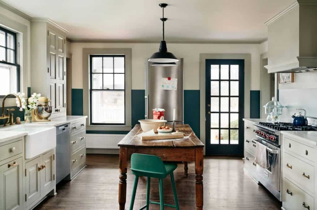 Should You Hide the Appliances in Your Historic Unfitted Kitchen?