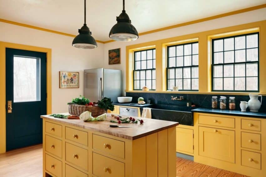 Should You Hide the Appliances in Your Unfitted Kitchen?