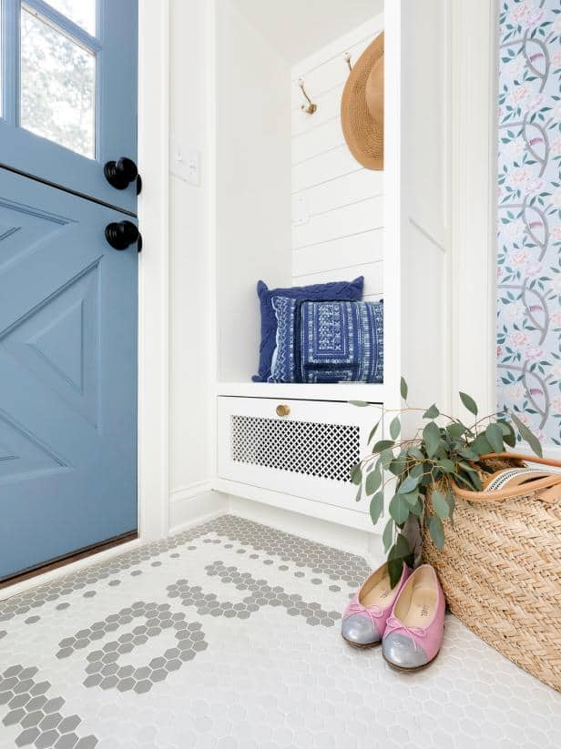 The Difference Between a Boot Room and a Mudroom (And my Boot Room Plans)