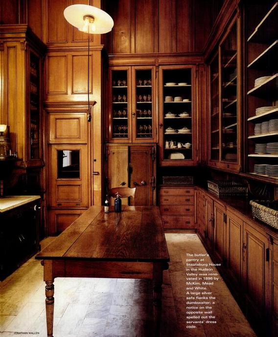 4 Tips for Creating Lighting Flow & Our First Floor Lighting Plan, turn of the century butler's pantry