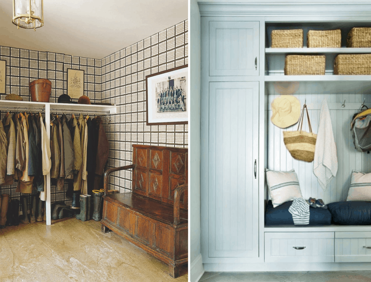 The Difference Between Boot Rooms & Mudrooms