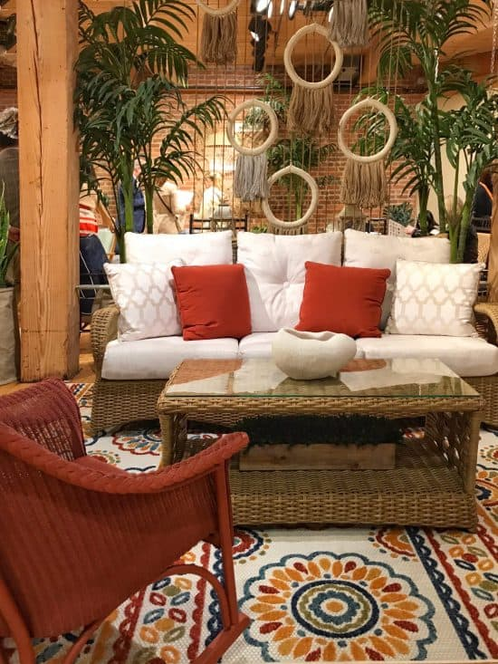 7 Plush Trends from High Point for All Styles, People, and Pets, outdoor spaces