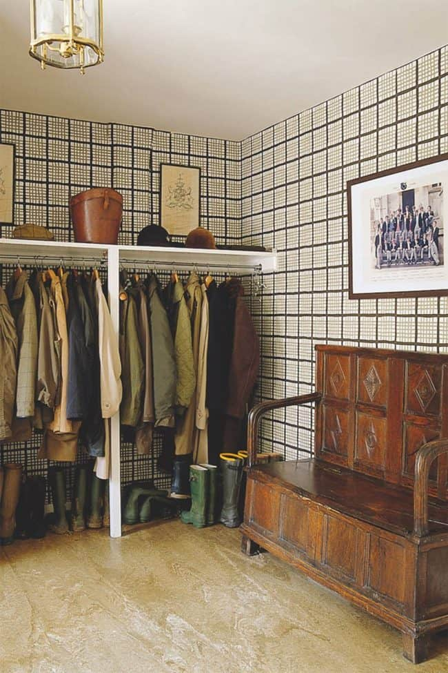 The Difference Between a Boot Room and a Mudroom