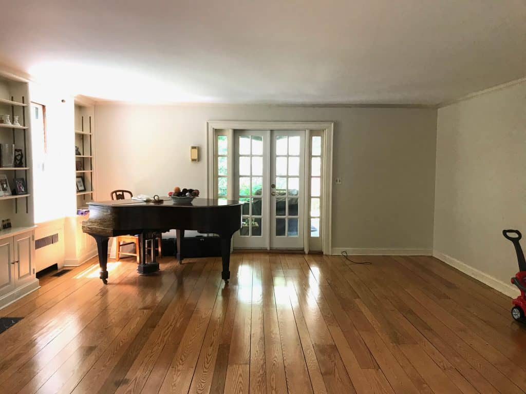 Fresh Traditional Living Room Sneak Peek: Project Concord Shingle Style