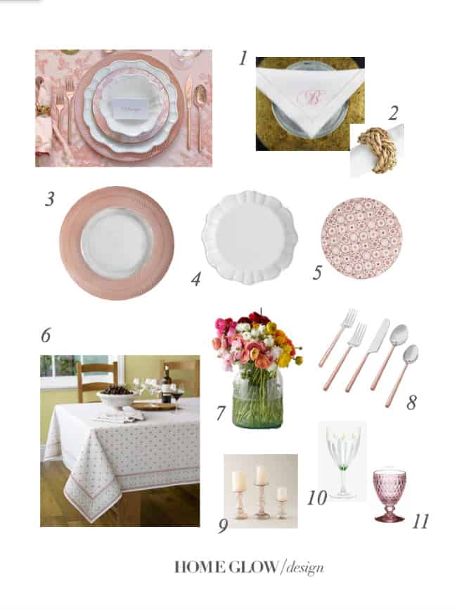 3 Spring Tablescapes for Easter (and Fabulous Sets on Sale)