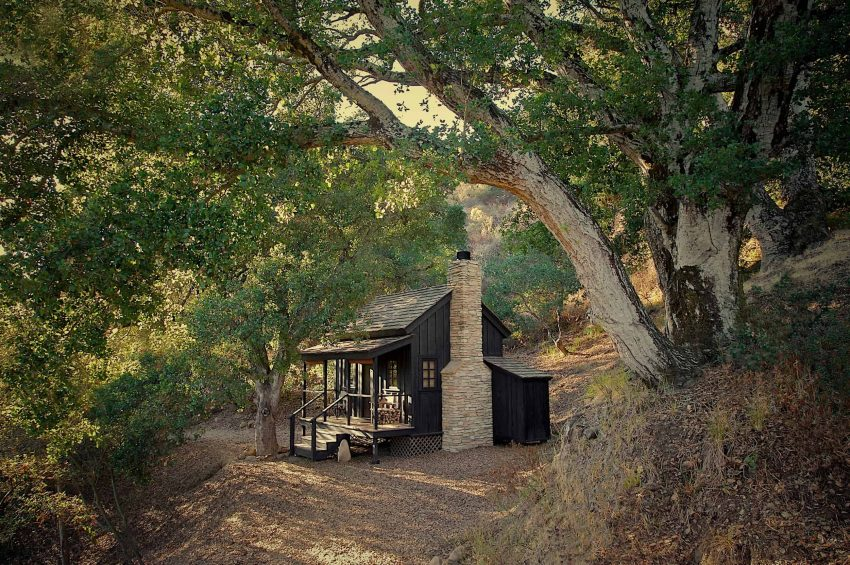 If I Were to Go Off the Grid ... My Dream Cabin for Solitary Reflection