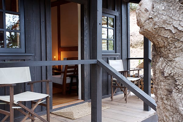 If I Were to Go Off the Grid ... My Dream Cabin for Solitary Reflection & Reading