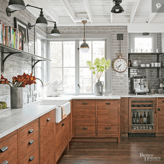 Fresh Classic Alternatives to Subway Tile -- brick