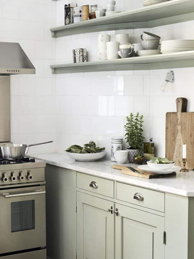 Fresh Classic Alternatives to Subway Tile - square tile