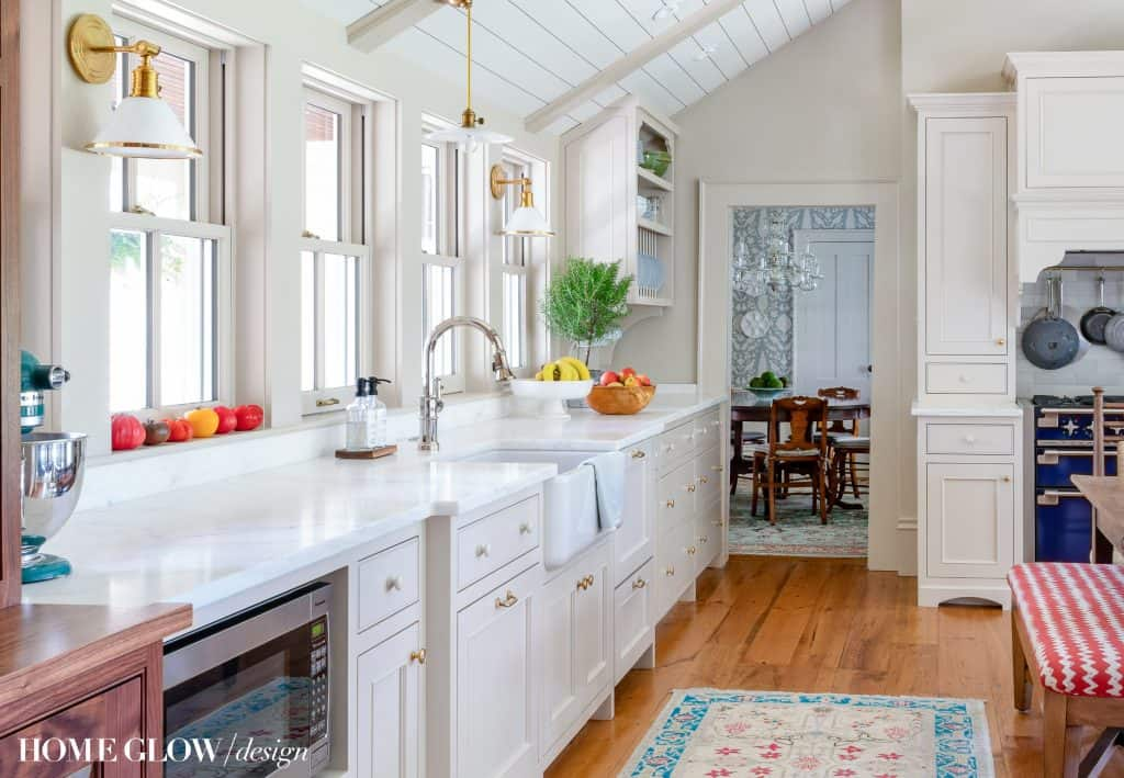 Remuddle Remodel REVEAL! -- The Beige Unfitted Kitchen/Converted Porch