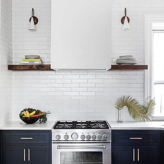 classic alternatives to subway tile glazed thin brick