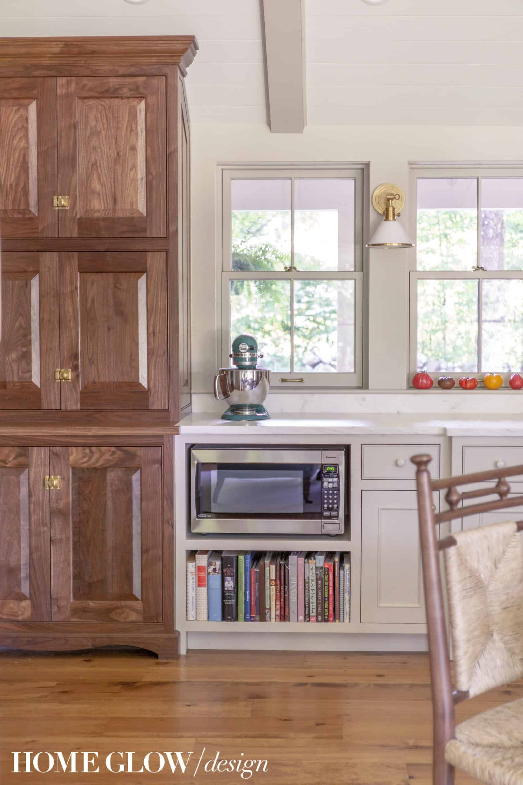 Remuddle Remodel REVEAL! -- The Unfitted Kitchen/Converted Porch